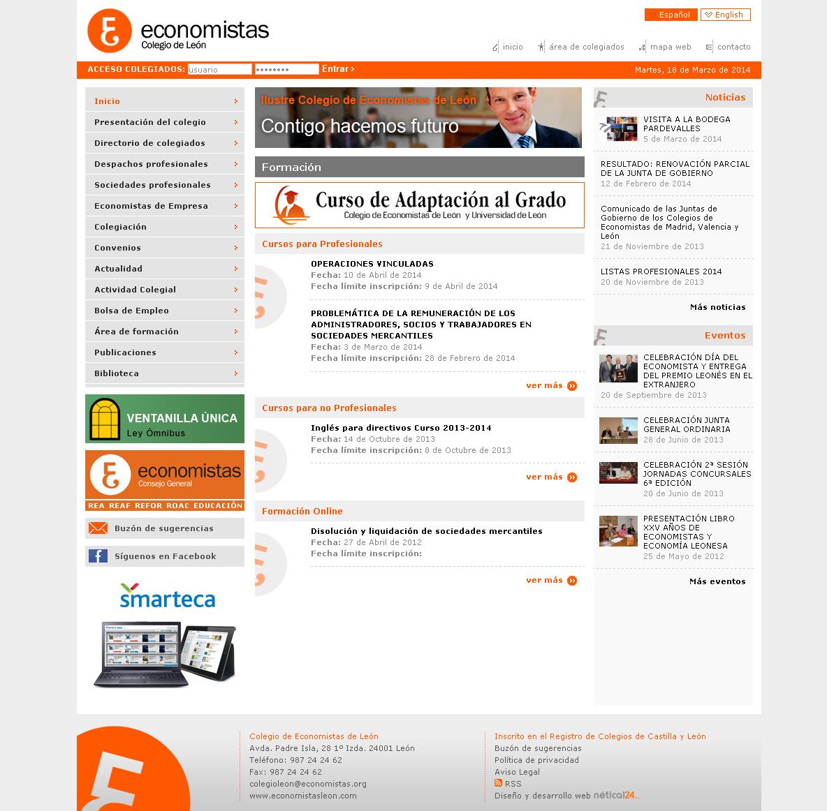 Colegio de Economistas de León_ec1