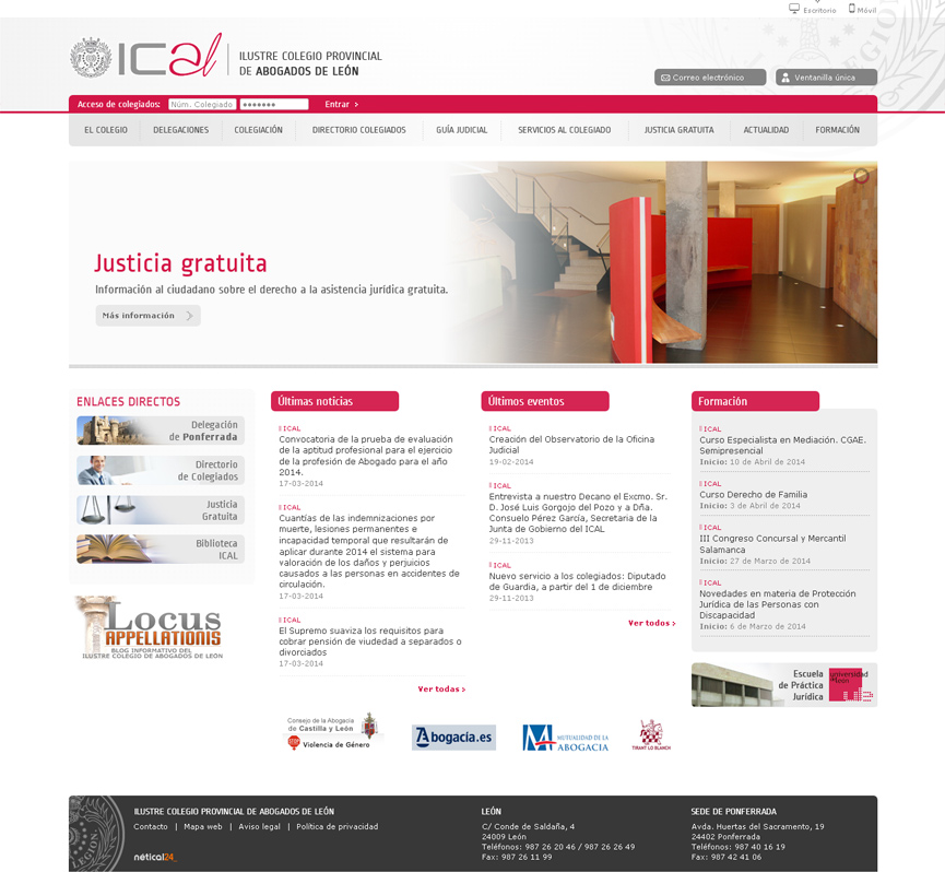 Ilustre Colegio de Abogados de León_ica1
